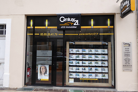 Agence immobilière CENTURY 21 JCD Immobilier, 46000 CAHORS
